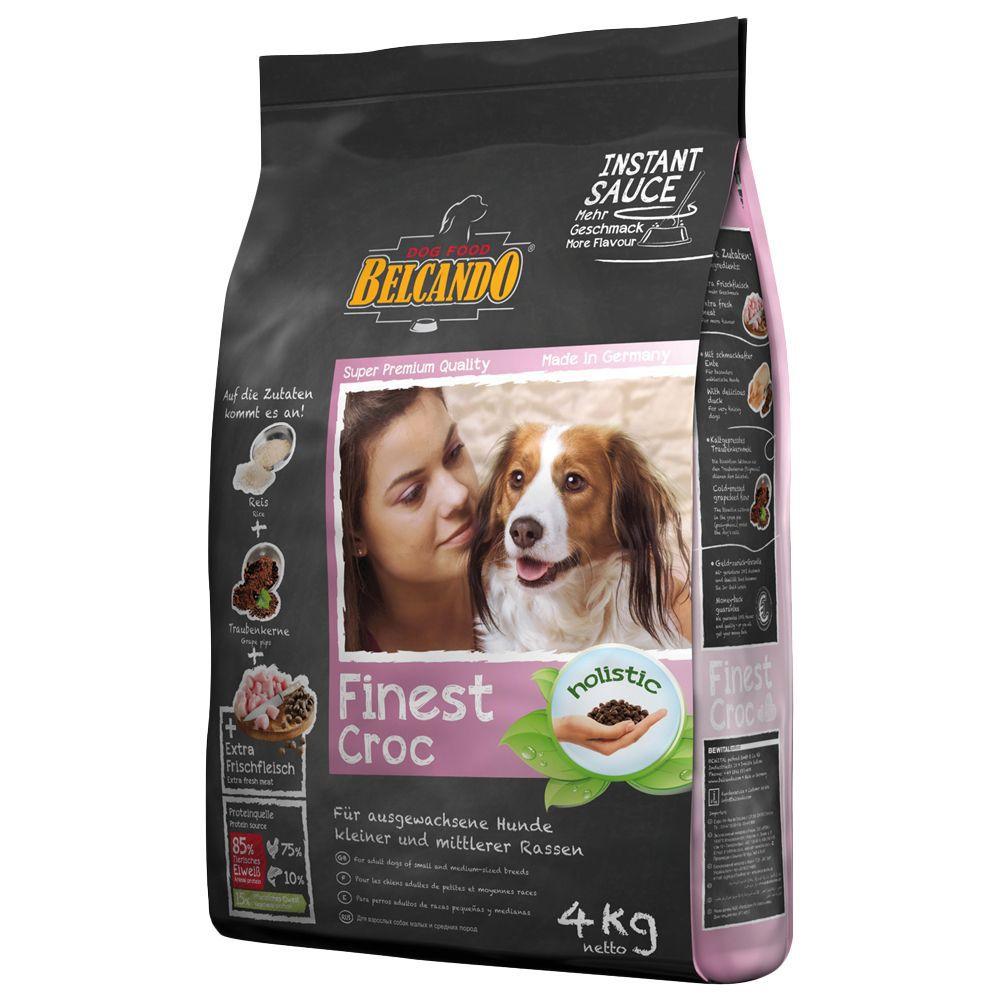 Корм для собак Belcando для привередливых собак мелких и средних пород сух. 4кг корм для щенков и молодых собак bosch для мелких пород сух 1кг