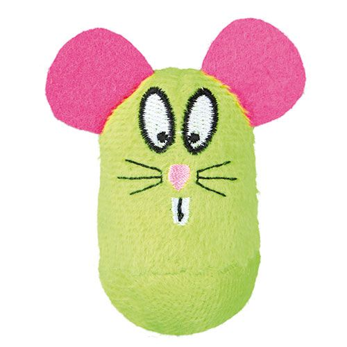 Игрушка для кошек TRIXIE Мышка Bobo плюш 6см цена