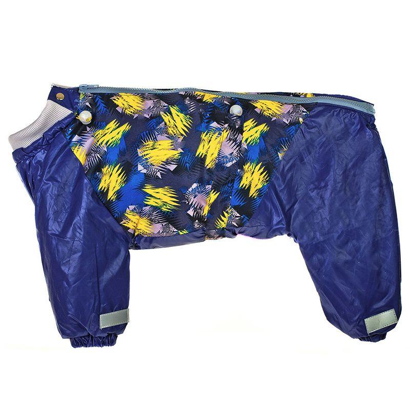 Комбинезон для собак HAPPY PUPPY стафорширский терьер (весна-осень) мальчик,спинка 90см