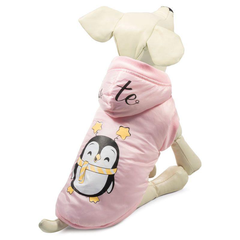 Фото - Попона для собак TRIOL утепленная Пингвинёнок XXL, размер 45см triol triol xxl подгузник для собак весом от 30 кг 10 шт