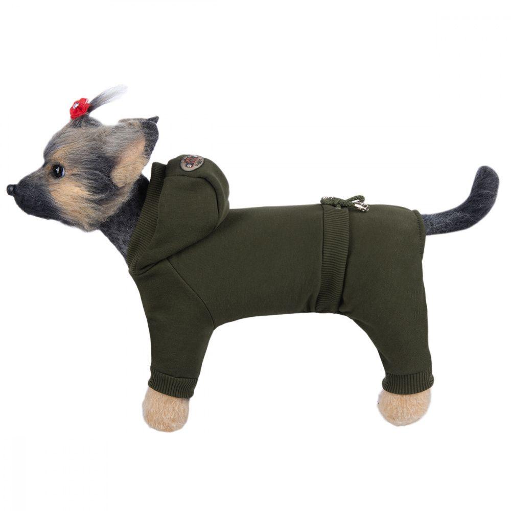 Комбинезон для собак Dogmoda Фитнес 2 24см комбинезон для собак dogmoda галактика для девочки цвет сиреневый размер 2 m
