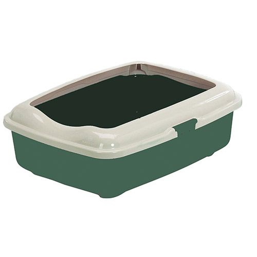 Туалет для кошек MARCHIORO GOA 2C 43х33х14см с бортиком
