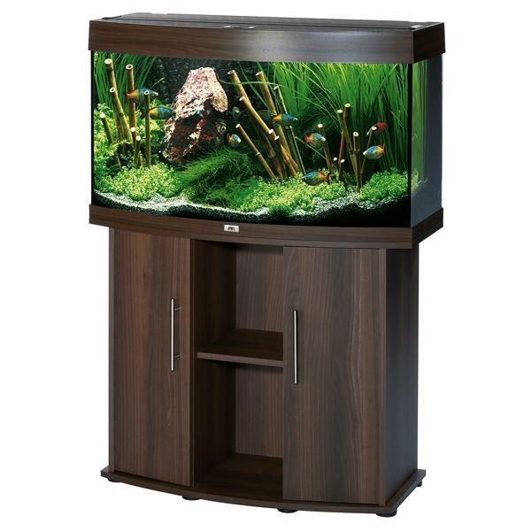 Тумба под аквариум JUWEL для VISION 180 темное дерево аквариум juwel рио 300 черный 300л