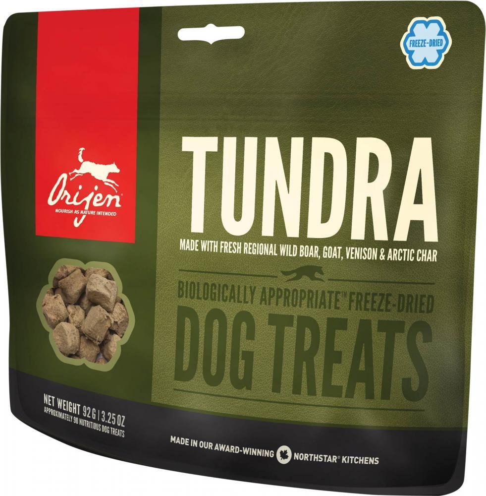 купить Лакомство для собак Orijen Tundra Сублимированное 92г дешево