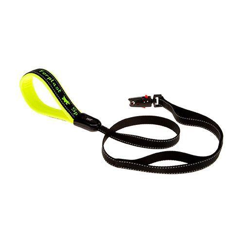 Поводок для собак FERPLAST Sport Dog Matic G20/120 желтый