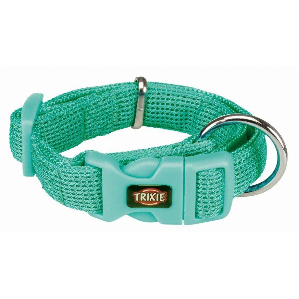 Ошейник для собак TRIXIE Comfort Soft, XXS–XS: 17–25см/13мм, океан