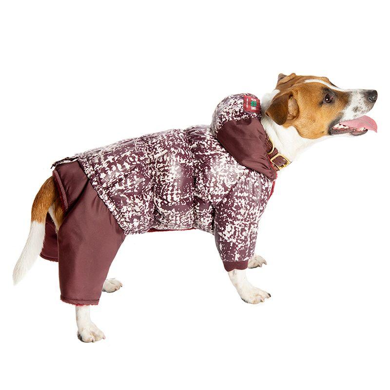 """Комбинезон для собак Dogmoda """"Чарли"""" девочка-24см недорого"""