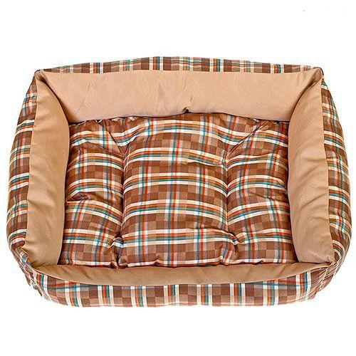 Лежак для животных HAPPY PUPPY Йоркшир размер 57х44х15см лежак для животных happy puppy русские сказки 2 48х39х15см