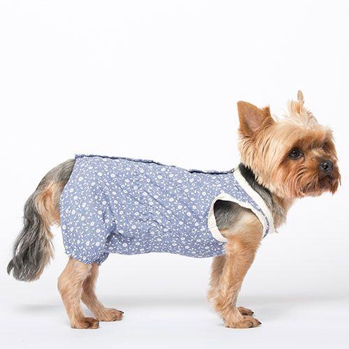 Платье для собак YORIKI Прованс девочка размер L апплика дневник школьный графит