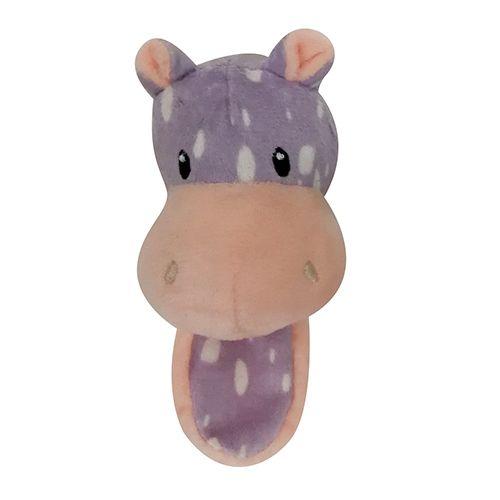 Игрушка для собак CHOMPER Mini Paws Звери шуршащие с пищалкой 12 см цена