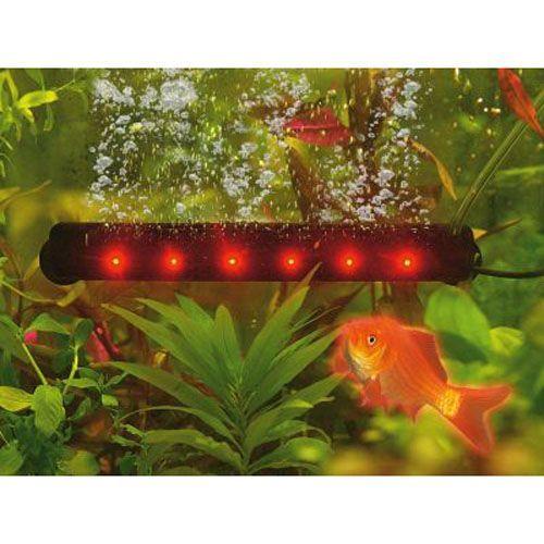 Распылитель Karlie с LED подсветкой, красный 22 см цена в Москве и Питере