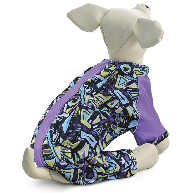Комбинезон для собак TRIOL демисезонный Французский бульдог 41см цена и фото