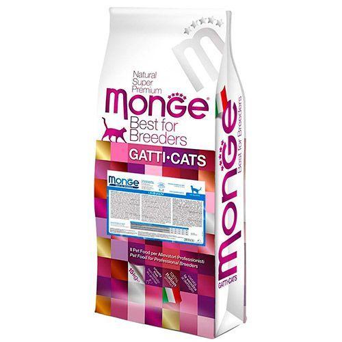 Корм для кошек Monge Cat Urinary профилактика МКБ сух. 10кг фото