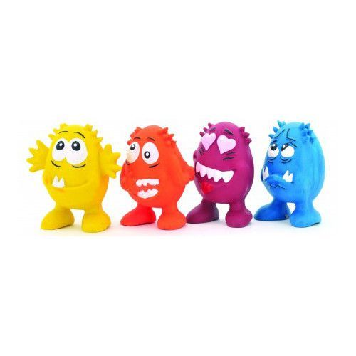 купить Игрушка для собак Lilli Pet Разноцветные монстры недорого