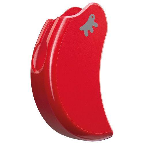 Сменная крышка корпуса FERPLAST к рулетке Amigo Medium, красная