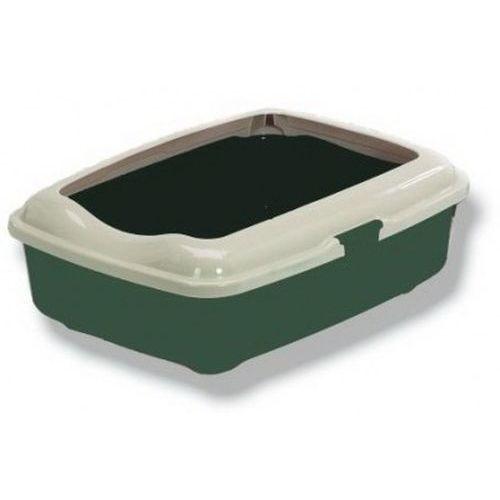 Туалет для кошек MARCHIORO GOA 3С 50х37х17см с бортиком