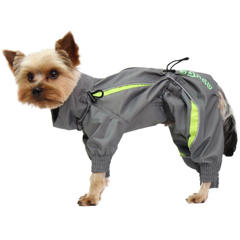 Комбинезон для собак BARSU Йоркширский терьер мал.М 24см
