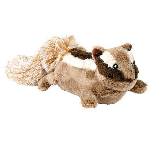 Игрушка для собак TRIXIE Бурундук плюш 28см игрушка для собак trixie еж плюш 17см