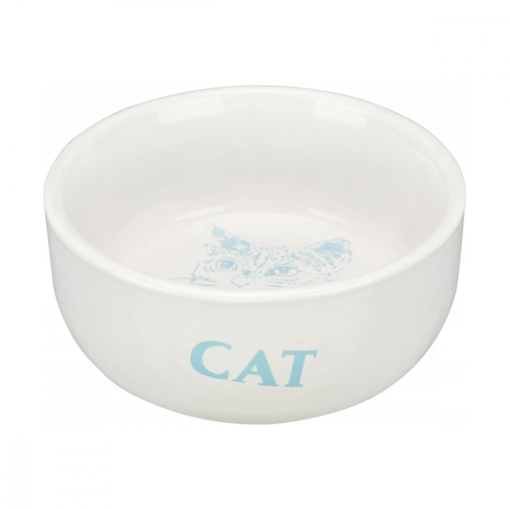 Миска для кошек TRIXIE фарфоровая 11см 300мл