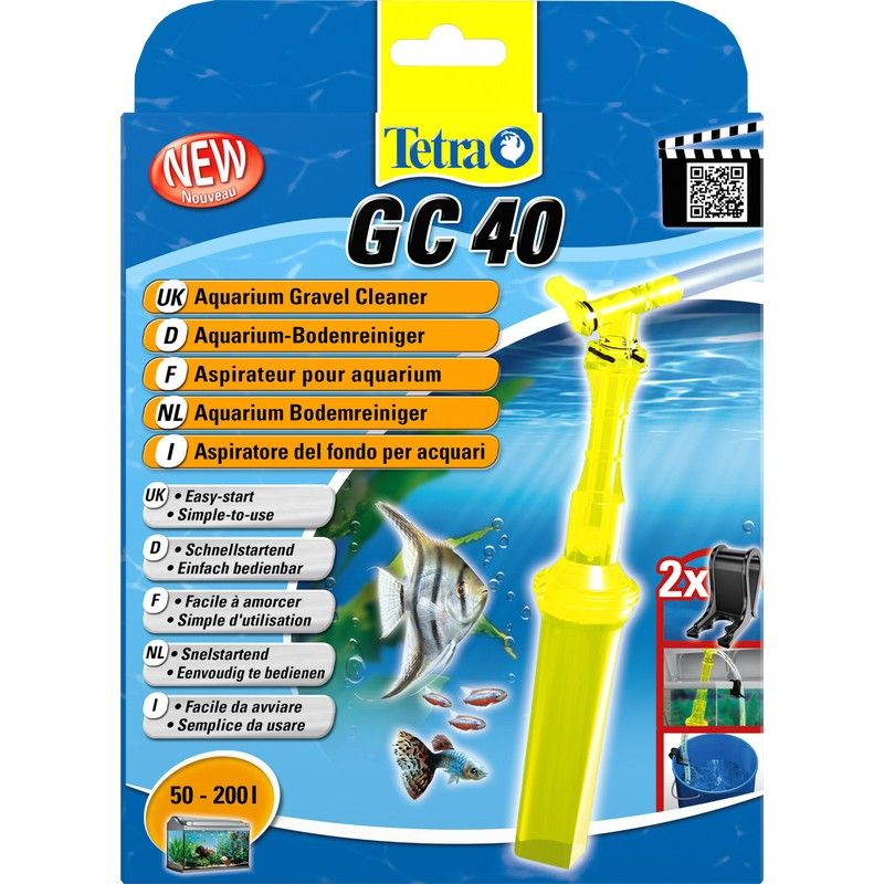 Сифон для чистки грунта TETRA GC-40