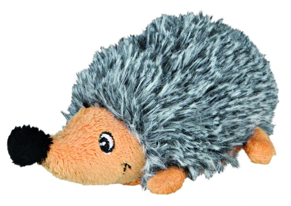 Игрушка для собак TRIXIE Ежик 12см плюш игрушка для собак trixie еж плюш 17см