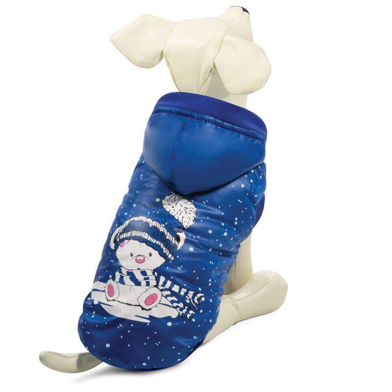 Попона для собак TRIOL утепленная Медвежонок S, размер 25см