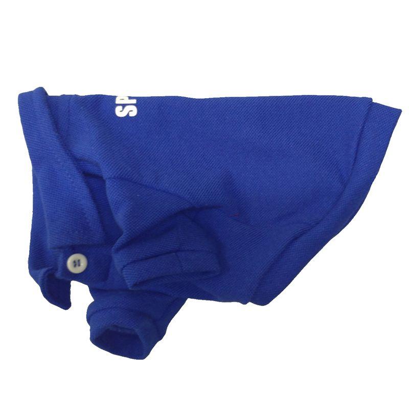 Поло для собак ДОГ МАСТЕР размер L 28см свитер для собак дог мастер поло размер l 28 см