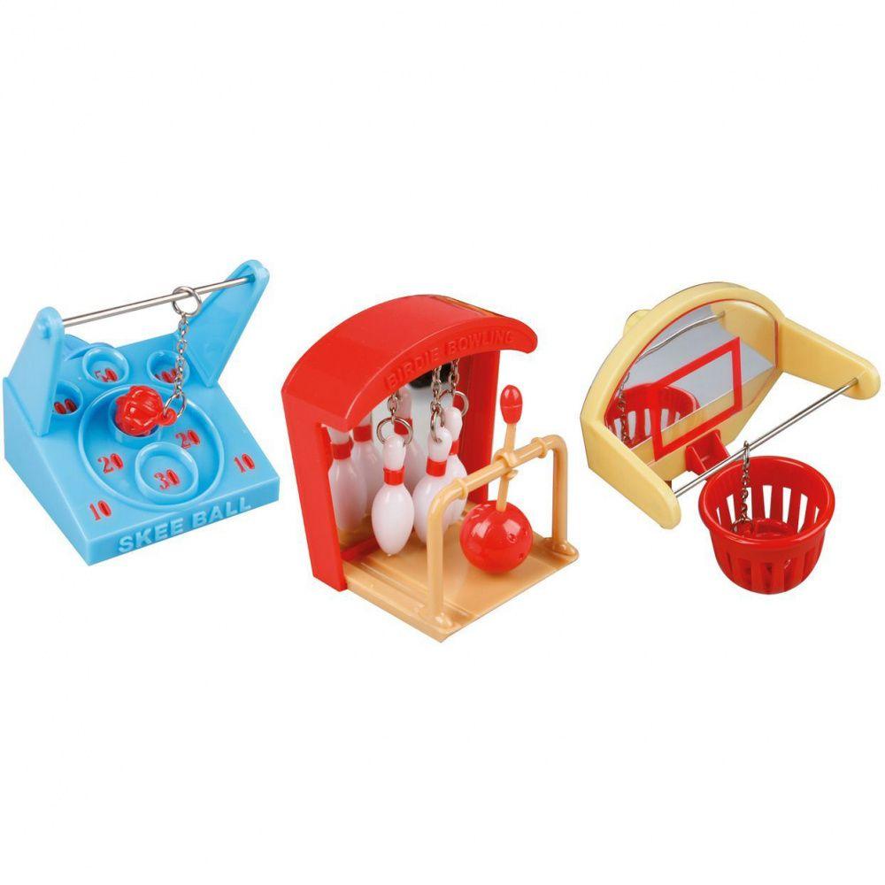 Игрушка для птиц Karlie Flamingo Games для попугаев 6х6х6см в ассортименте