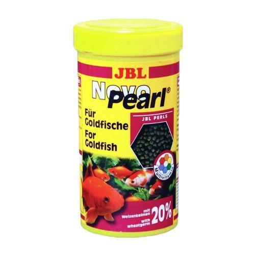 Корм для рыб JBL NovoPearl для золотых рыб в гранулах 100мл (35г) корм для рыб jbl novopearl для золотых рыб в гранулах 100мл 35г