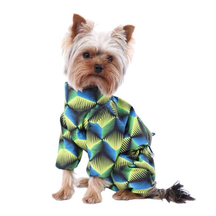 Комбинезон для собак YORIKI Ананас мальчик размер S 20см цены онлайн