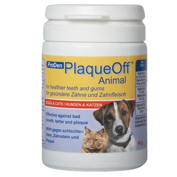 Средство ProDen PlaqueOff для профилактики зубного камня у собак и кошек 180г