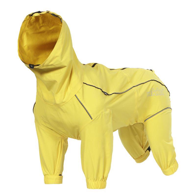 Комбинезон для собак RUKKA зимний 25 см Желтый