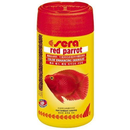 Корм для рыб SERA RED PARROT 1л