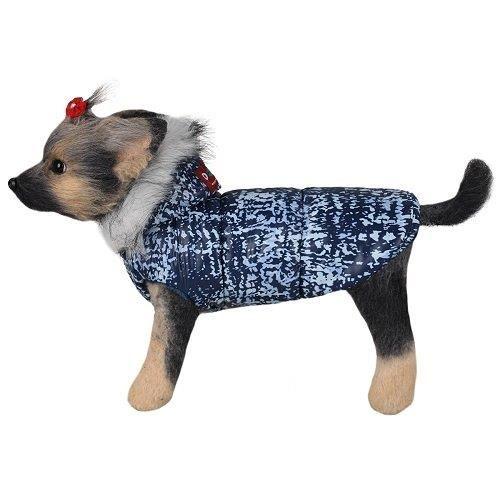 Куртка для собак Dogmoda Аляска мальчик 28см