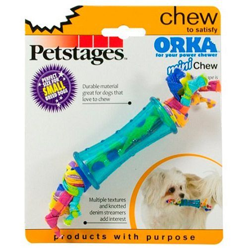 Игрушка для собак PETSTAGES ОРКА туб малый