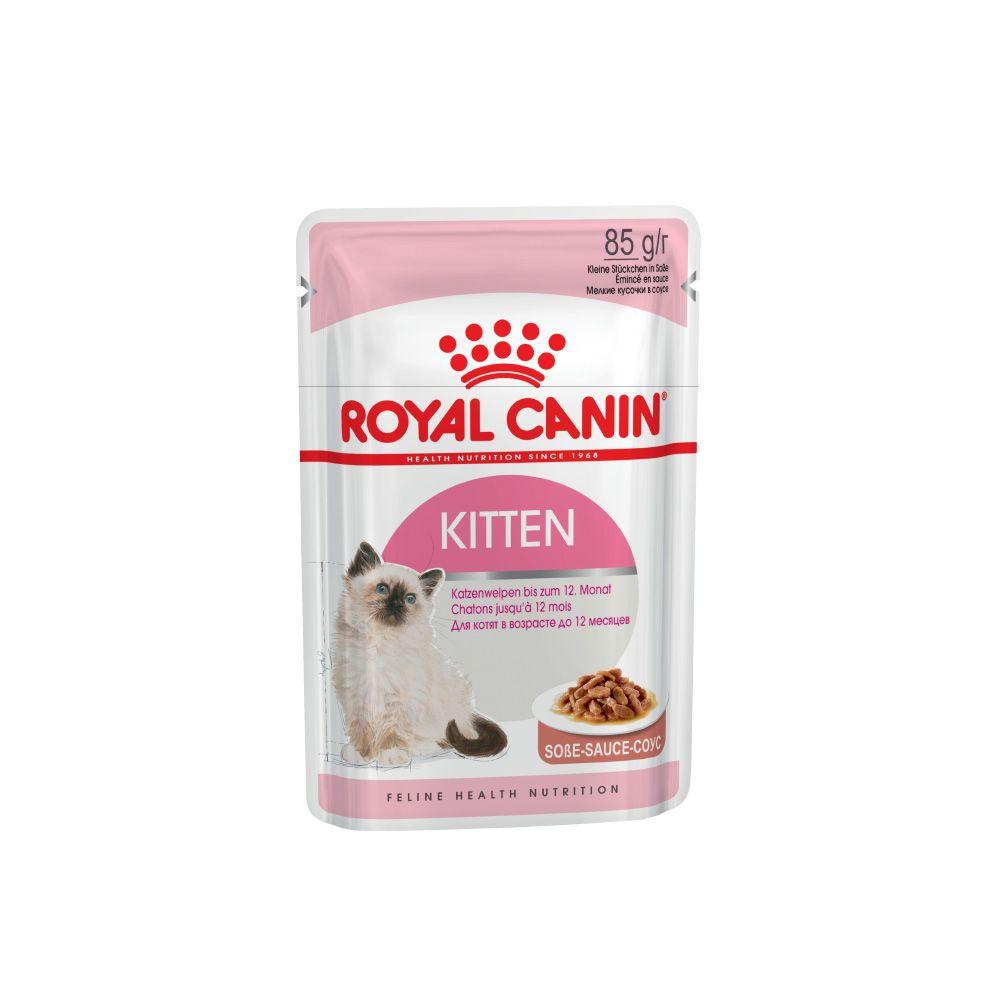 Корм для котят ROYAL CANIN Kitten Instinctive от 4 до 12 месяцев конс.