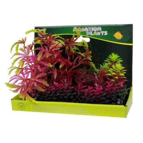 Искусственное растение МЕЙДЖИНГ АКВАРИУМ 15см, в картонной коробке №2