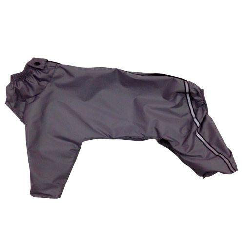 Комбинезон для собак ДОГ МАСТЕР плащ для джек-рассела молния сверху XL мальчик 32см цена