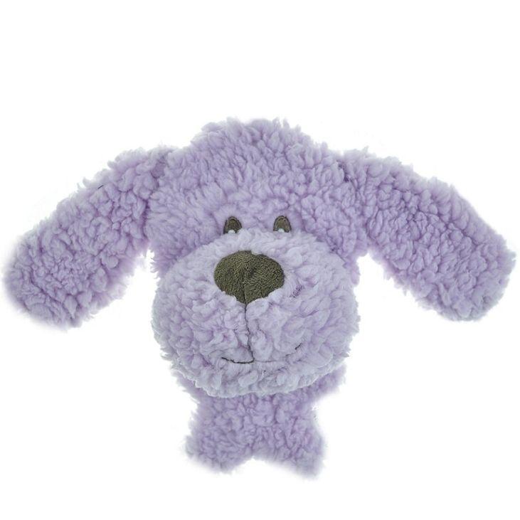 купить Игрушка для собак Aromadog Big Head Собачка 12см сиреневая недорого