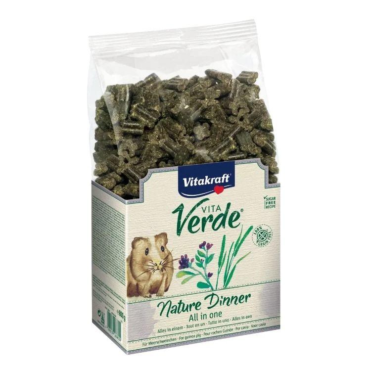 Корм для морских свинок VITAKRAFT Nature Dinner овощи 600г.