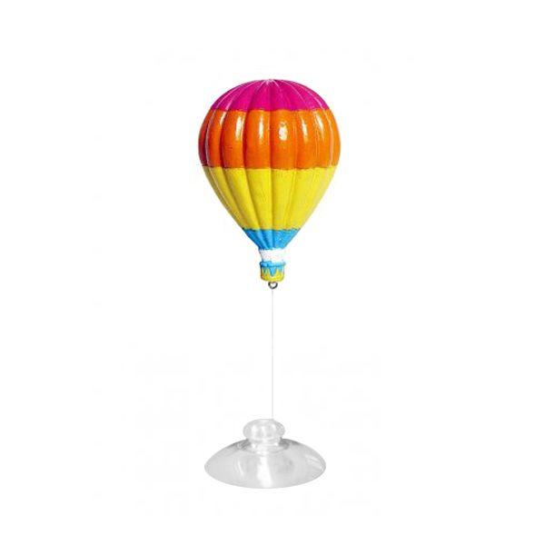 Декор для аквариумов PRIME Воздушный шар (игрушка-поплавок) 7х6,5х10,7см