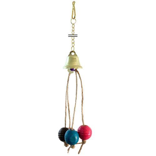 Игрушка для птиц TRIOL Звонкие бусины