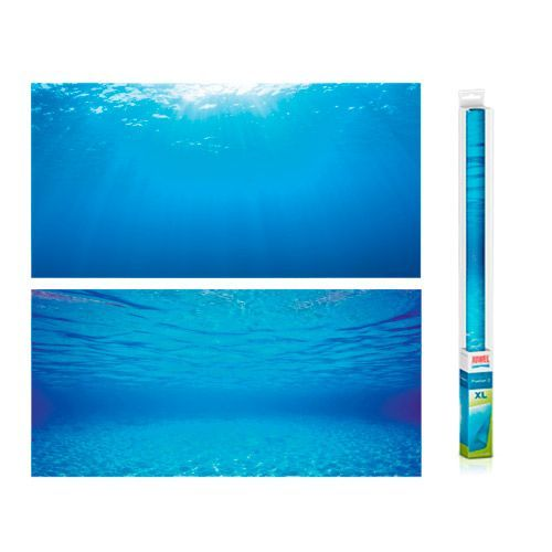 Фон-пленка JUWEL Poster голубая вода 150х60см