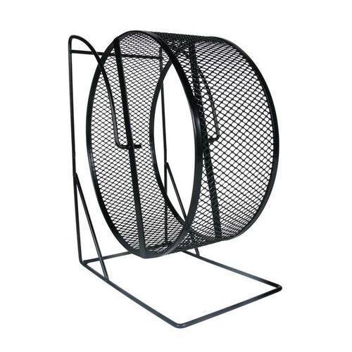 Колесо для грызунов TRIXIE металлическое подвесное/на подставке D28см