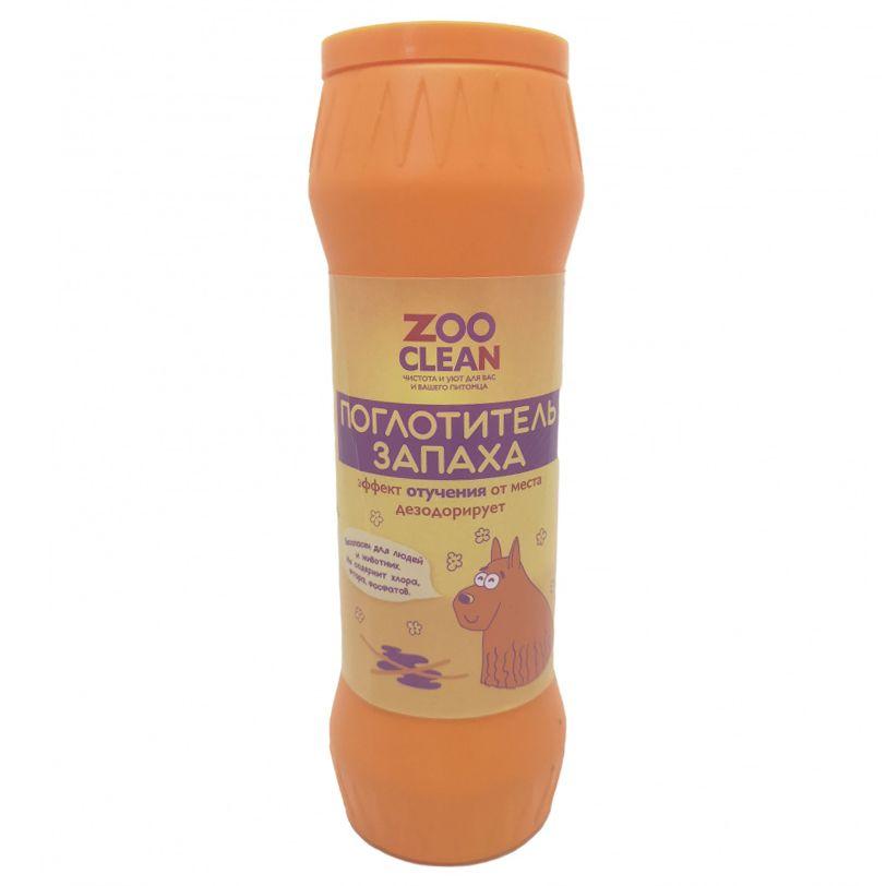 Порошок ZOOCLEAN Поглотитель Запаха эффект отучения от места