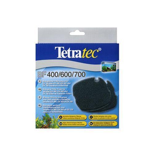 Фильтрующий материал TETRA для фильтров TETRA ТЕК ЕХ 600/700 2шт губка компрессор tetra тек арs 150