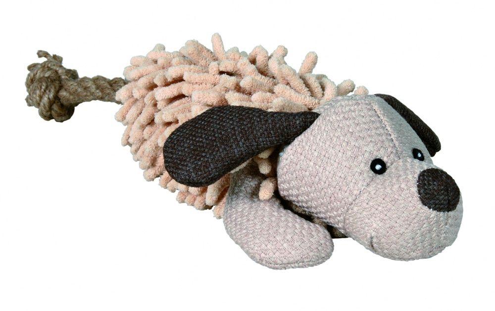Игрушка для собак TRIXIE Собака плюш/текстиль 30см игрушка для собак trixie еж плюш 17см
