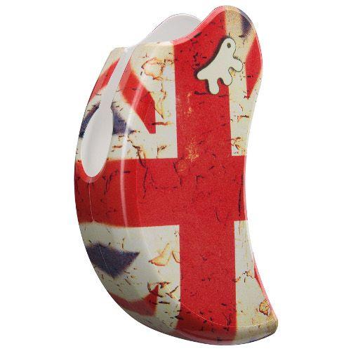 Сменная крышка корпуса FERPLAST к рулетке Amigo Medium, британский флаг сменная крышка корпуса ferplast к рулетке amigo medium голубая