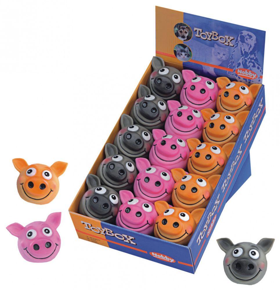 Игрушка для собак Nobby Свинки 1шт