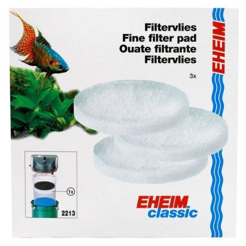 Фильтрующий материал EHEIM для фильтра КЛАССИК синтепон 3шт katadyn элемент фильтрующий для водяного фильтра combi